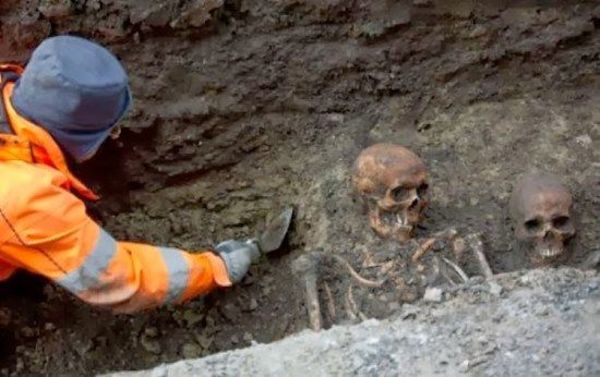 esqueletos suecia