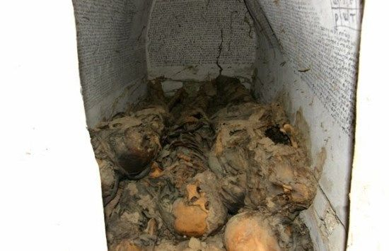 momias religiosos reino makuria