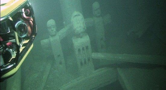 barco fantasma mar baltico