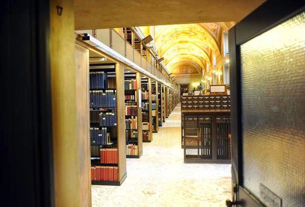 sala biblioteca vaticano