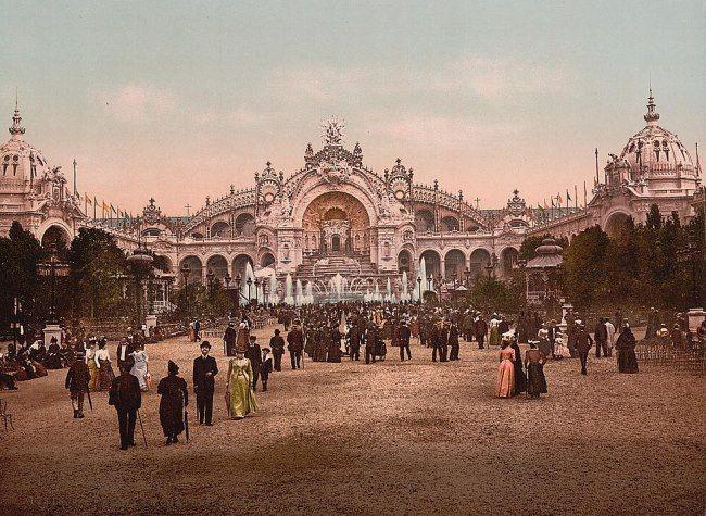 exposicion universal 1900