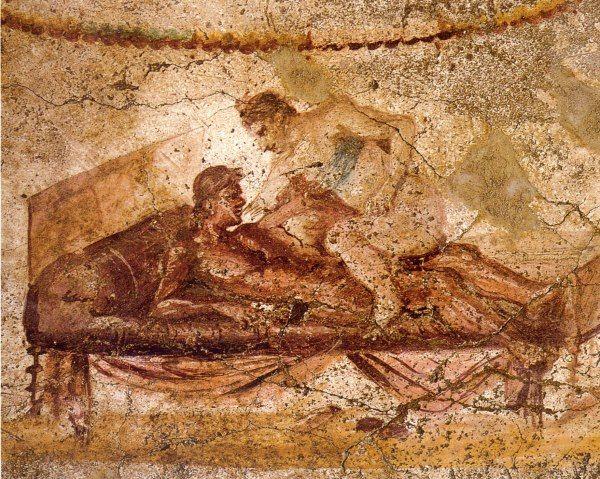 prostitutas antigua roma pompeya