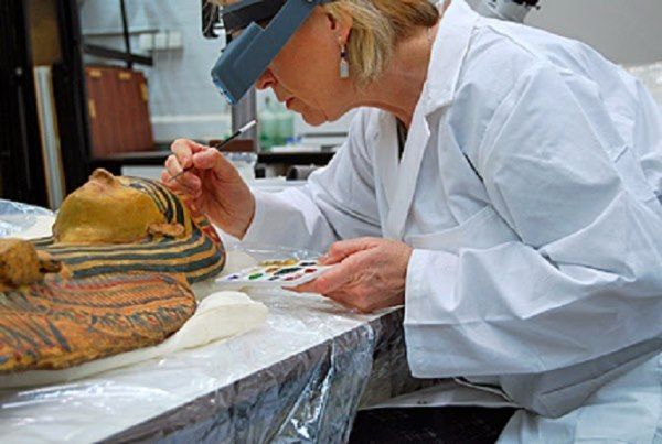 restauracion momia reino unido