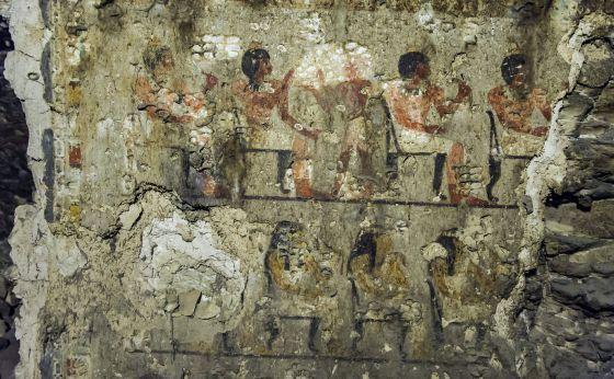 tumba antigua egipto
