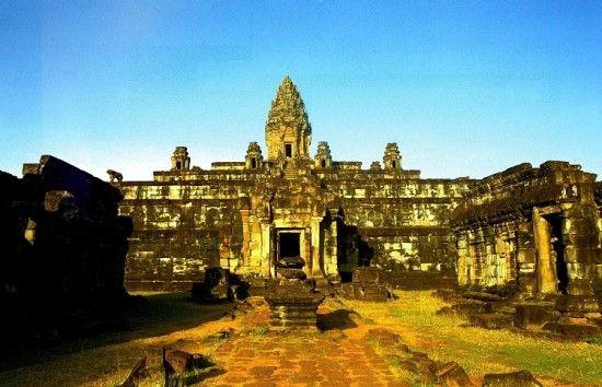 Templo de Bakong