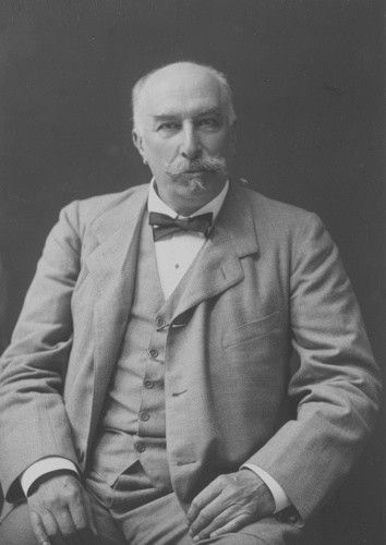 Giovanni Giolitti, Primer Ministro de Italia en 1896