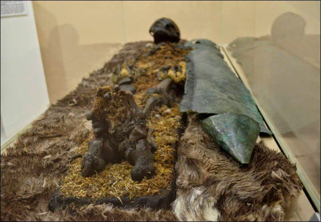 momia siberia edad media