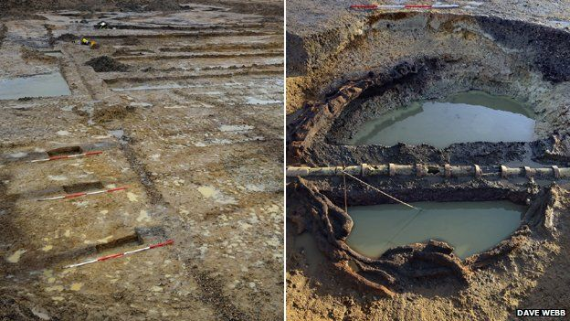 sistema riego mas antiguo gran bretaña