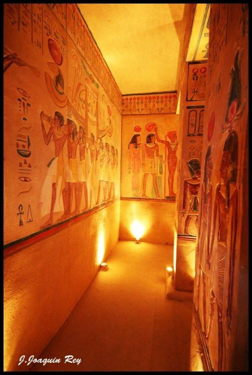 exposicion egipto