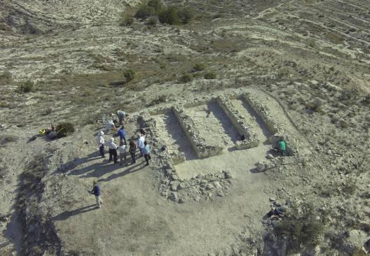 asentamiento ibero aspe alicante