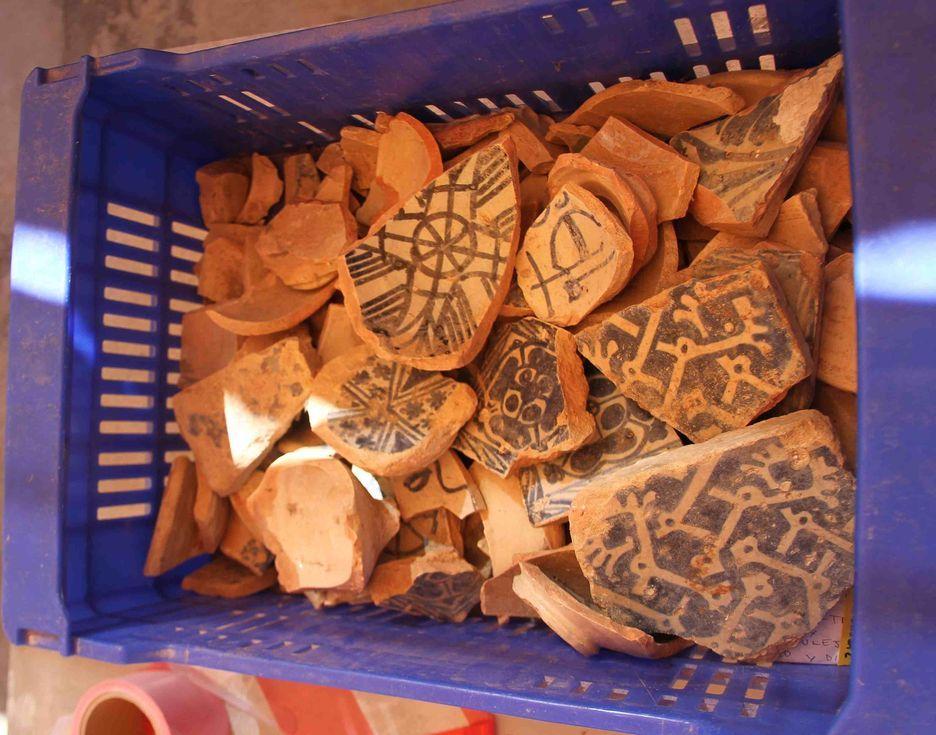 ceramicas medievales