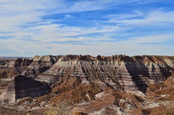 montañas arizona