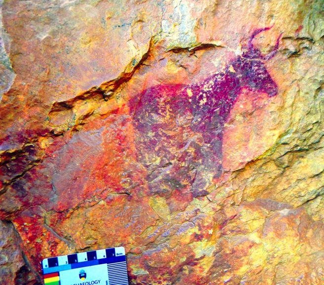 pinturas rupestres vilafranca
