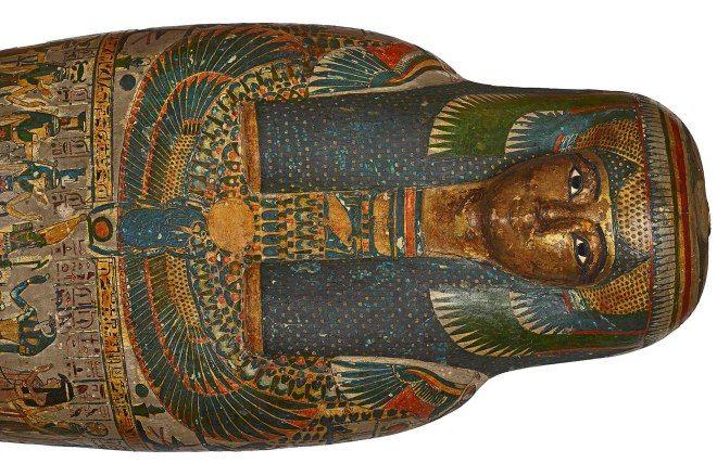 sarcofago de tamut
