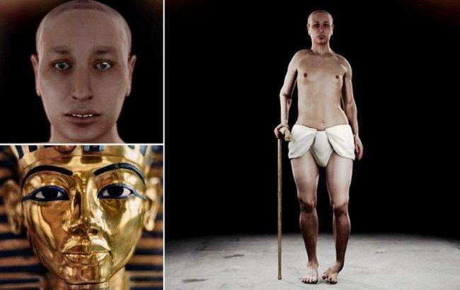 Una autopsia virtual desvela cómo era Tutankamón