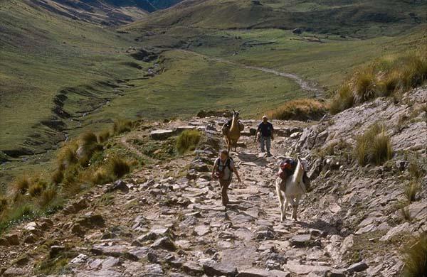 Qhapaq Ñan, en Perú