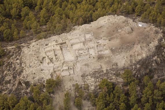 Yacimiento prehistórico La Almoloya