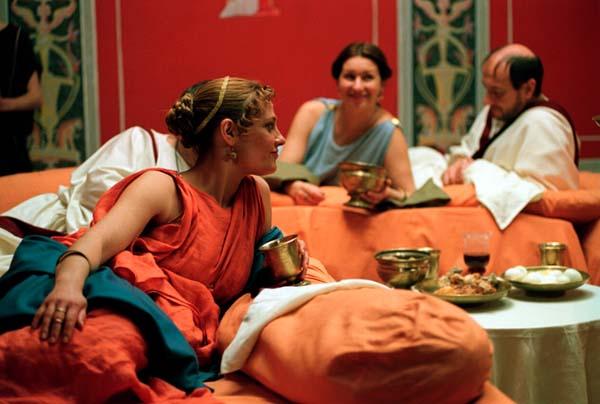 ¿Cómo era la dieta de los romanos? Crédito: Creative Commons.