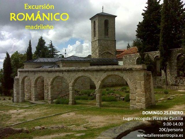 Excursión Románico-Mudéjar madrileño. Domingo 25/01
