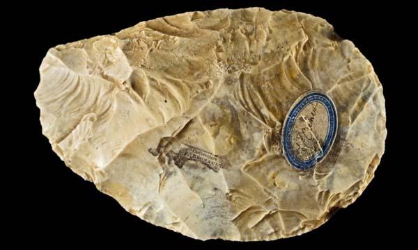 Hacha achelense más antigua descubierta en China.