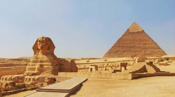 La Pirámide de Micerinos y la Gran Esfinge ya están abiertas al público