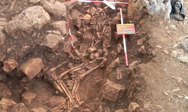 Ya hay nuevos resultados de la excavación en Diros.