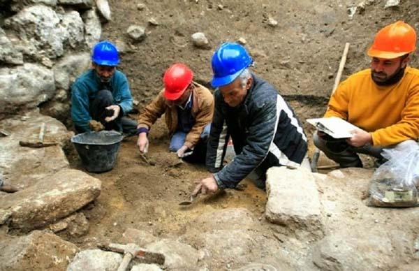 Las excavaciones realizadas en el Templo de Sidón han dejado al descubierto una nueva habitación.