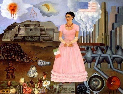 Detroit acoge una gran exposición sobre Frida Kahlo