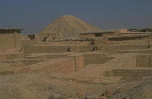 El Estado Islámico ha atacado Nemrud, antigua ciudad asiria en Irak