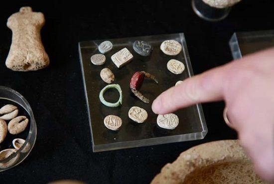 Israel ha encontrado su mayor tesoro en monedas antiguas.