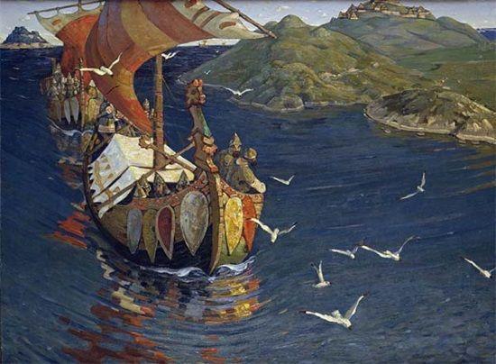 Nuevos estudios indican que la era del mar vikinga comenzó en Dinamarca.