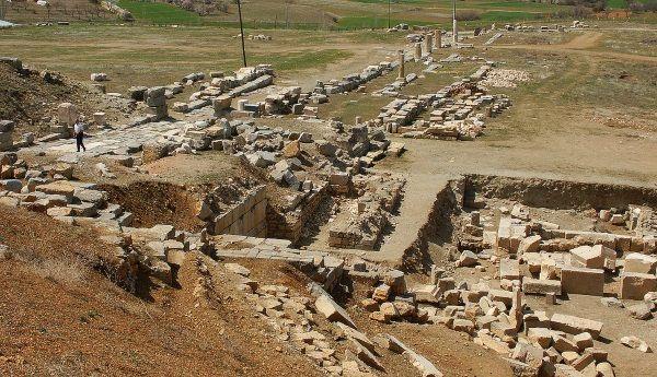 Vista de la antigua ciudad de Psidia. Crédito: Efendi en Flickr.