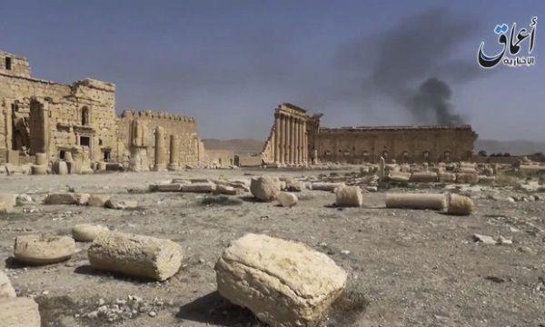 El Estado Islámico se ha comprometido a no destruir la ciudad de Palmira.
