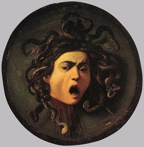 Medusa (obra de Caravaggio).
