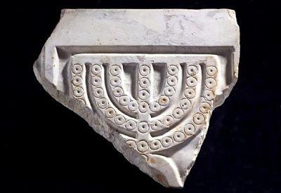 Menorá, candelabro tradicional judío