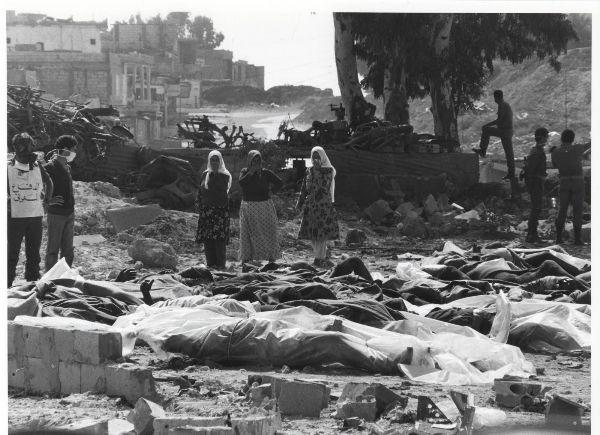 guerra del libano