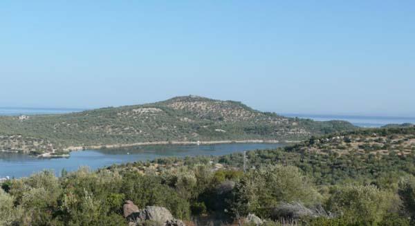 Ciudad perdida de Kane, en Turquía.