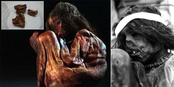 La momia de un niño Inca ha demostrado tener un nuevo linaje genético.