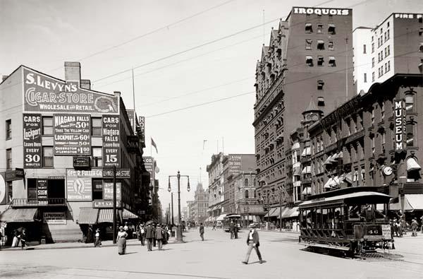 Foto histórica de Nueva York. Foto: Creative Commons.