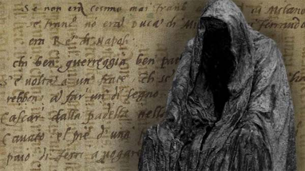 """El misterioso libro de """"Il Separatio""""."""