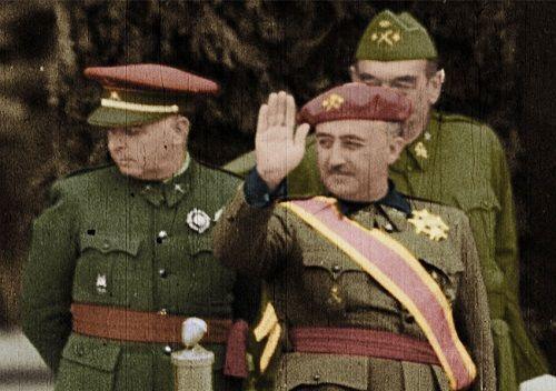 """""""España Dividida: La Guerra Civil en color"""", los jueves en DMAX."""