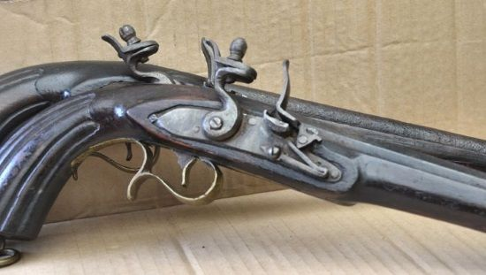 pistolas españolas antiguas