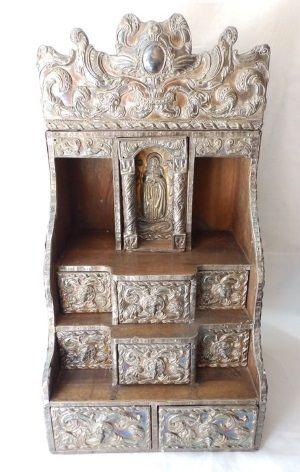 papelera escuela hispano-peruana. Siglo XVIII.