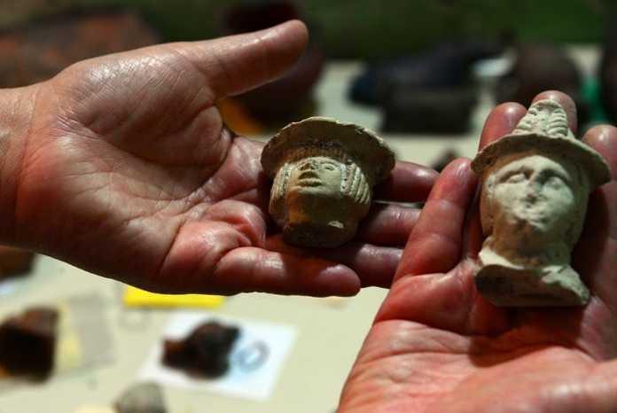 figurillas aztecas