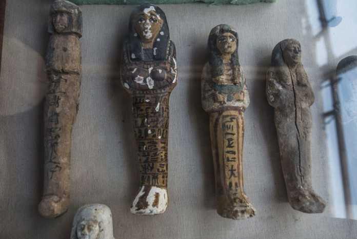 estatuillas egipcias egipto