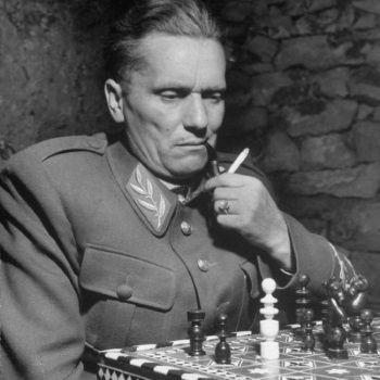 Josip Broz mariscal Tito