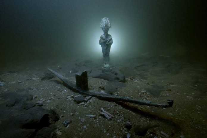 naufragio romano egipto