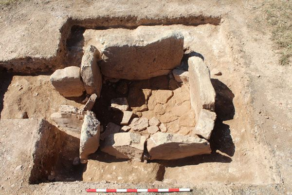 sepultura megalitica panoria