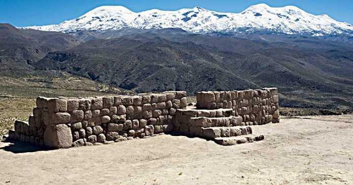 templo inca peru