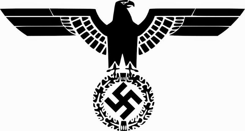 Resultado de imagen de simbolos alemania nazi